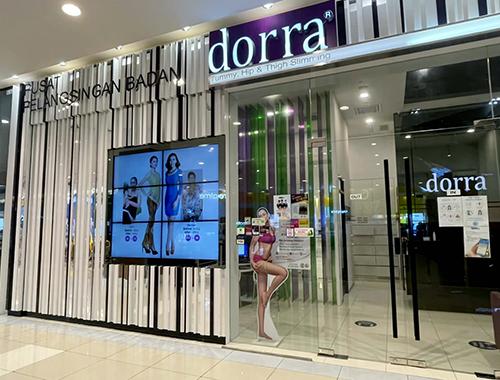 dorra slimming station 18